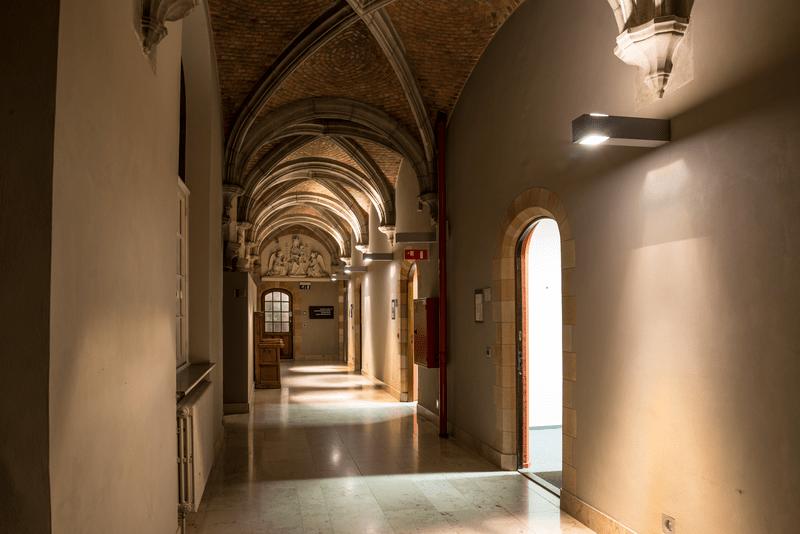 Ghent campus infrastructure