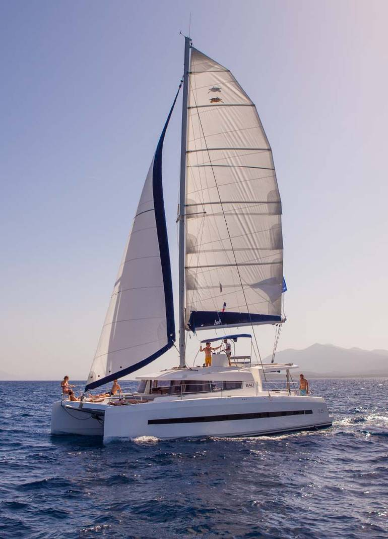 Reach new heights with yacht hire in Croatia