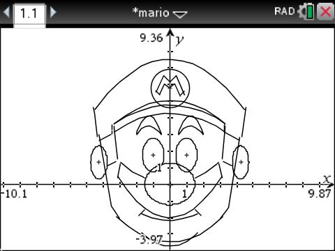 Mario Nspire 09