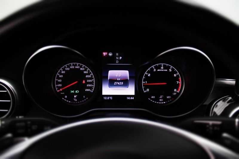 Mercedes-Benz C-Klasse 43 AMG 4MATIC|Alle opties behalve Trekhaak| afbeelding 17