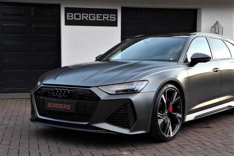 Audi RS6 AVANT EXCLUSIVE+B&O.ADVANCED+DYNAMIC-PLUS+CARBON afbeelding 6