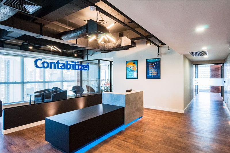 fotos da Plataforma Contabilizei