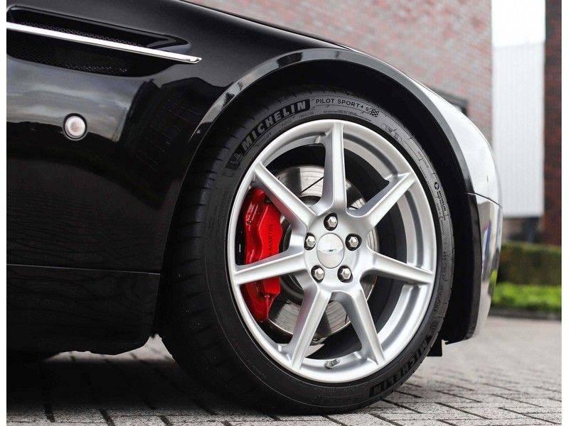 Aston Martin V8 Vantage 4.3 V8 *Handgeschakeld*Cruise Control*Youngtimer!* afbeelding 18