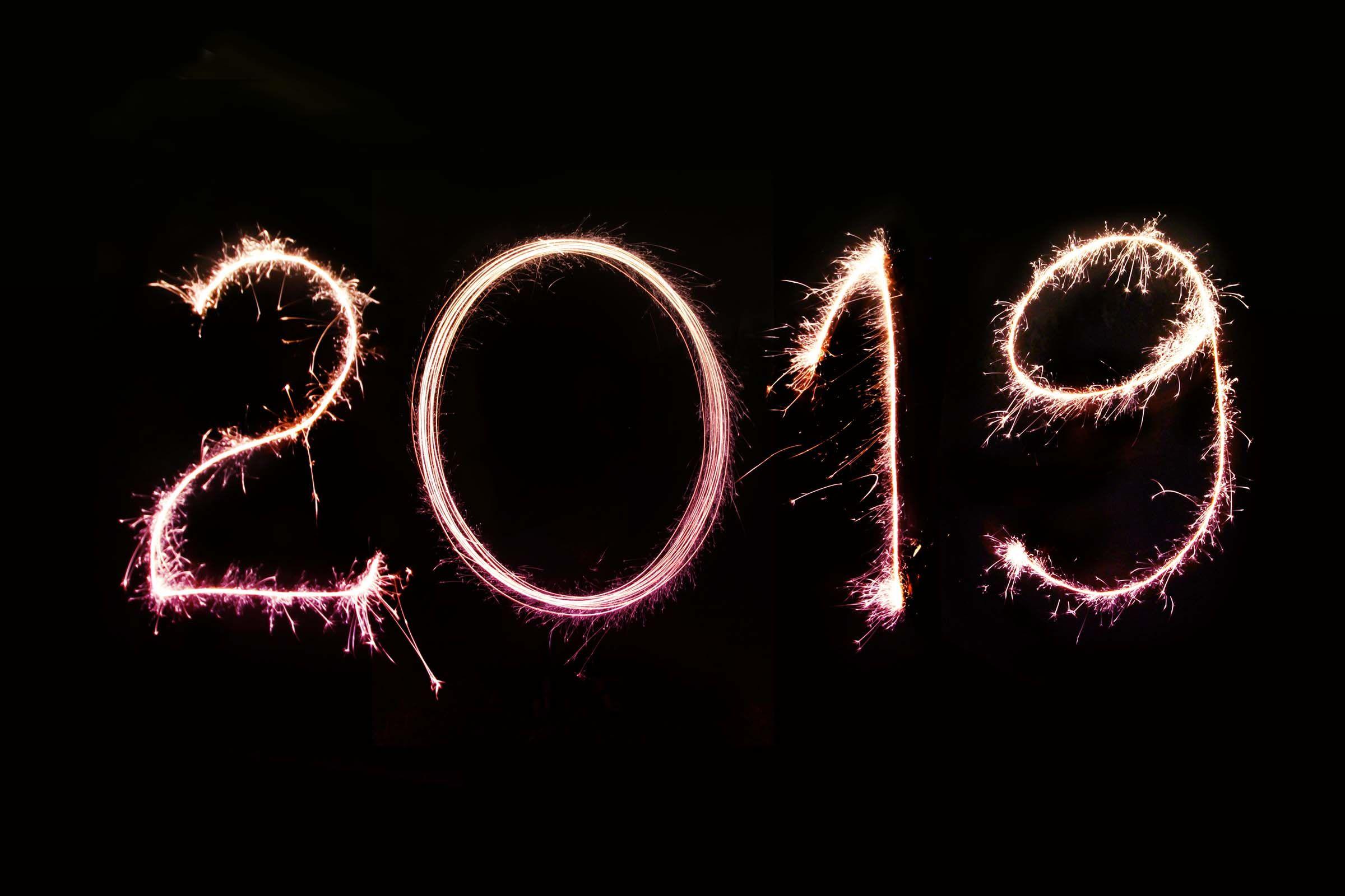 Sparkler lighting photo 2019