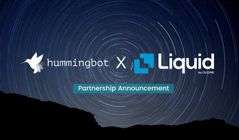 Hummingbot announces partnership with and gitcoin bounty for Liquid.com