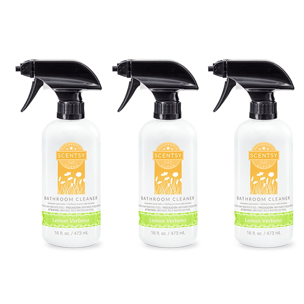 3 Bathroom Cleaners