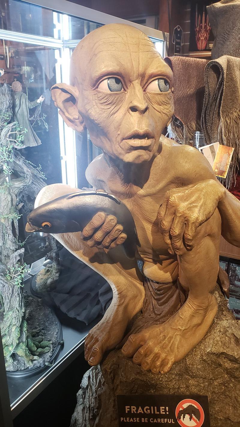 A WETA wonder - Gollum