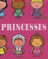 Ten Little Princesses by Mike Brownlow & Simon Rickerty