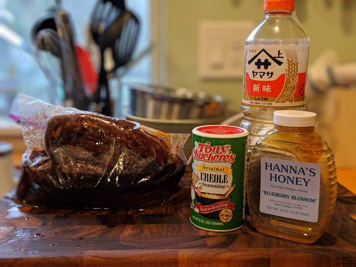 Candy Steak Ingredients