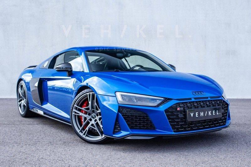 Audi R8 5.2 performance quattro // Ara Blue afbeelding 1