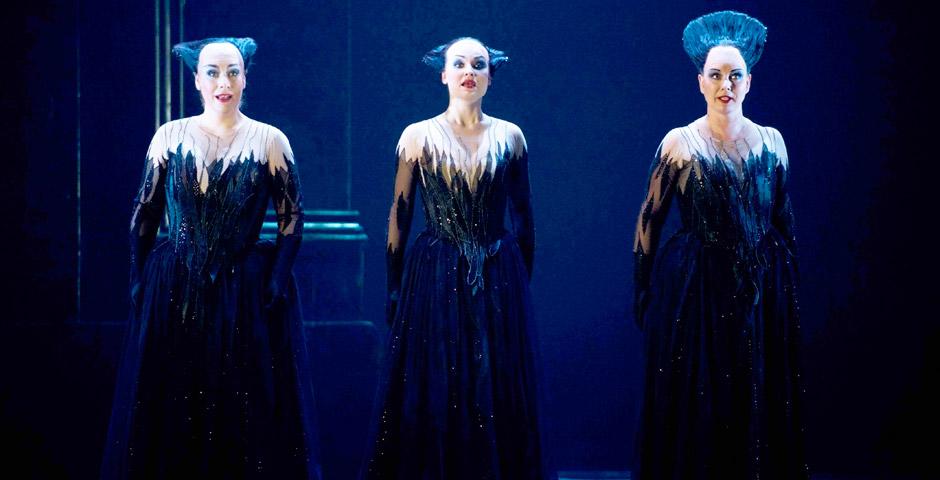Die Zauberflöte at The Royal Opera House