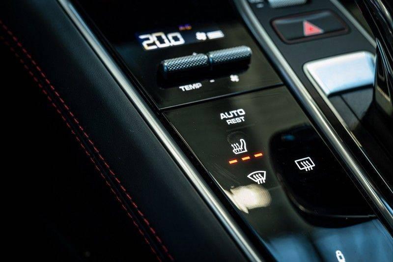 Porsche Panamera 4.0 GTS Sport Turismo | 360 | HUD | BOSE |PANO | Soft close | DAB | LED Matrix | Afstandstempomaat | Karmin Rood pakket, rood st afbeelding 15
