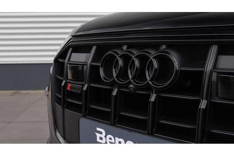 Audi SQ7 4.0 TDI 435pk quattro 7p Panoramadak, BOSE, Massage, Ruitstiksel, Trekhaak afbeelding 22