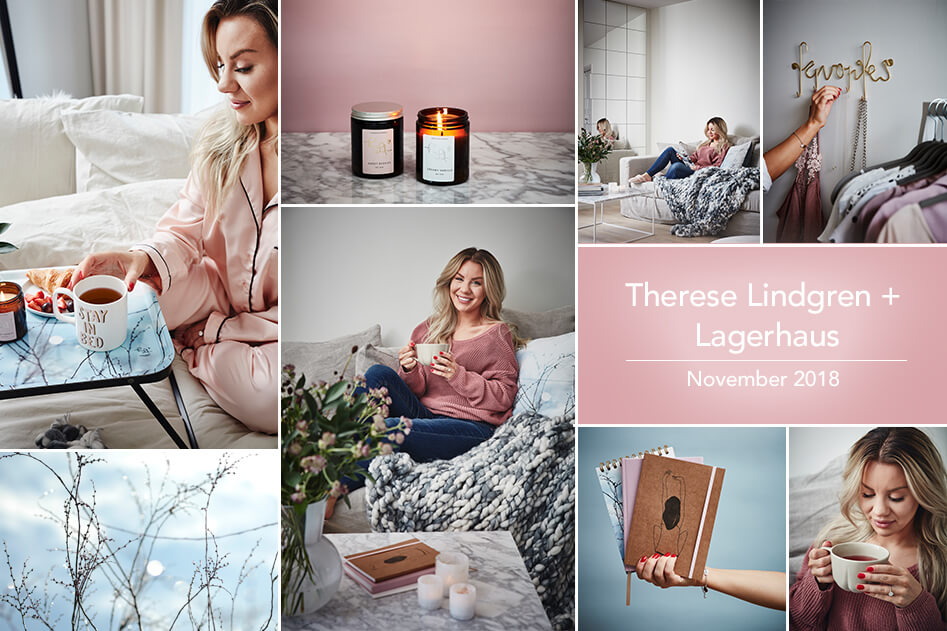 4 favoriter från Therese Lindgren X Lagerhaus
