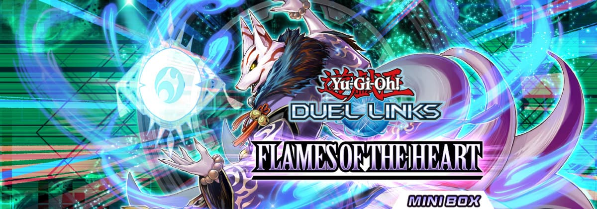 Box Review: Flames of the Heart | YuGiOh! Duel Links Meta