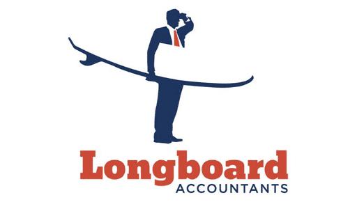 Longboard Accountants logo