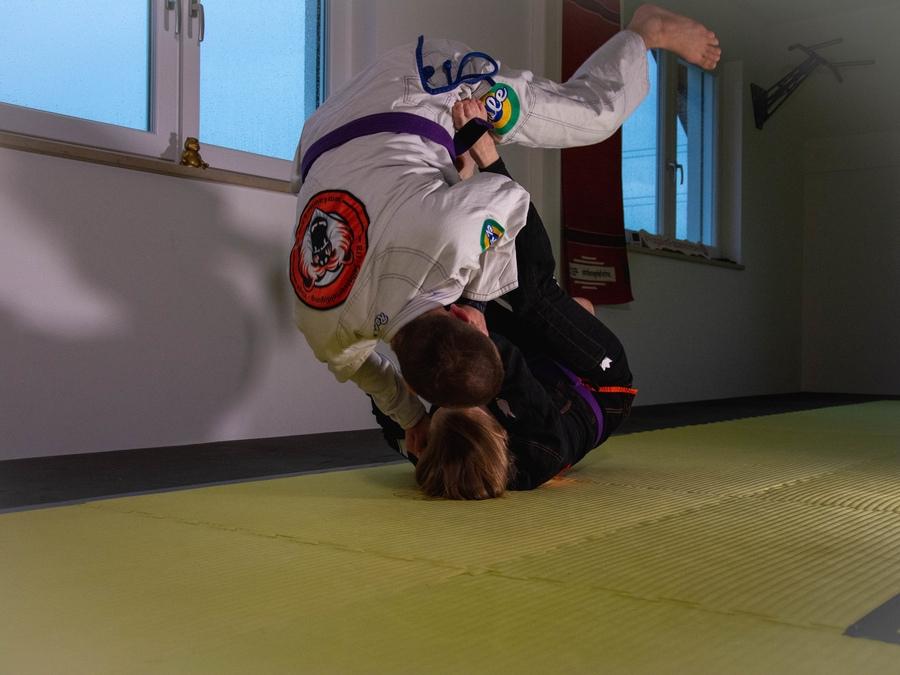 Brazilian Jiu Jitsu (BJJ) für Jugendliche & Erwachsene
