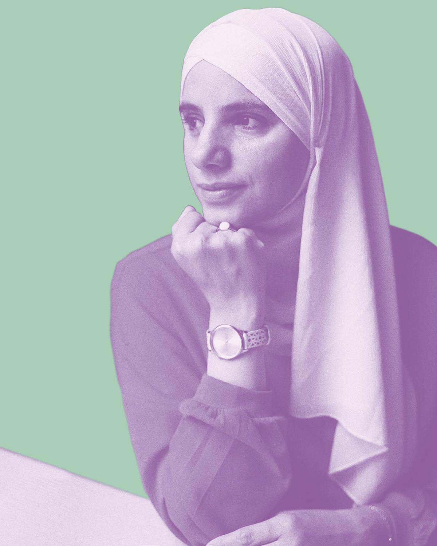 Ein Interview mit der Philosophin Amani Abuzahra