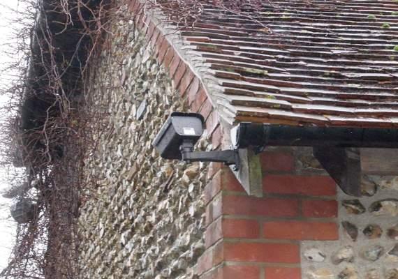Wireless Internet Protocol Camera