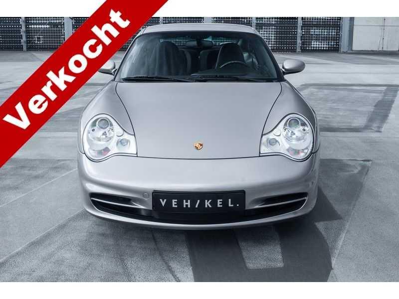 Porsche 911 996 3.6 Coupé Carrera 4 MK2 // handgeschakeld // afbeelding 12