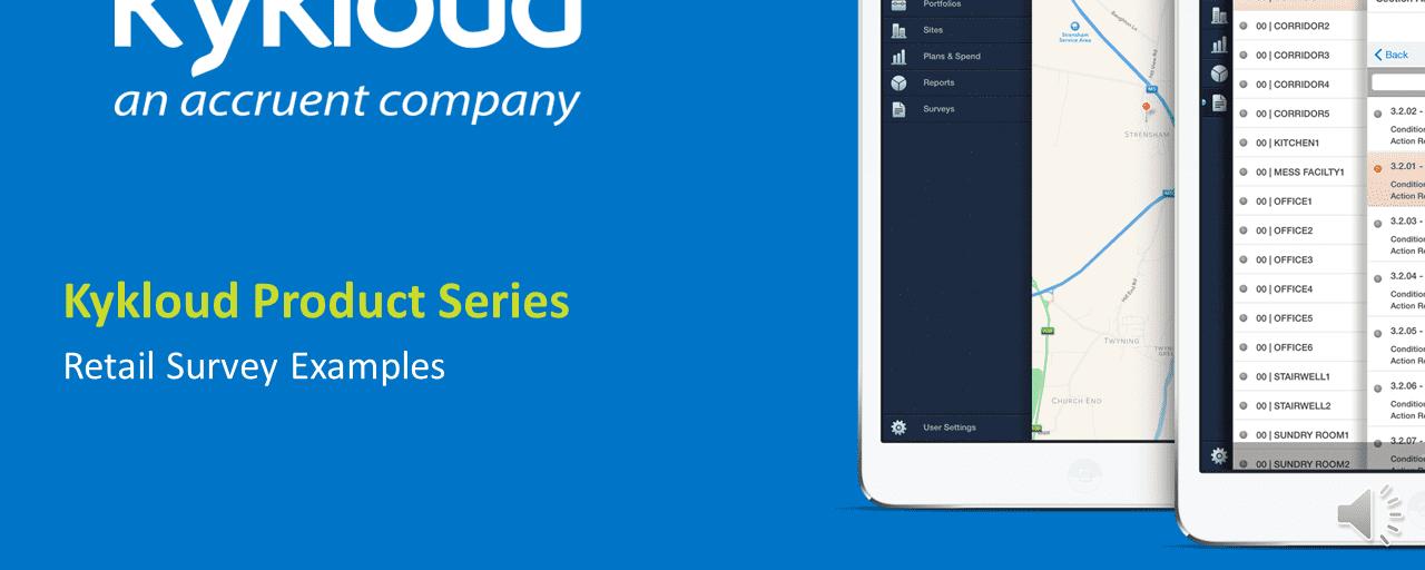 Accruent - Resources - Webinars - KyKloud Demo Series Session 5: Retail Examples - Hero