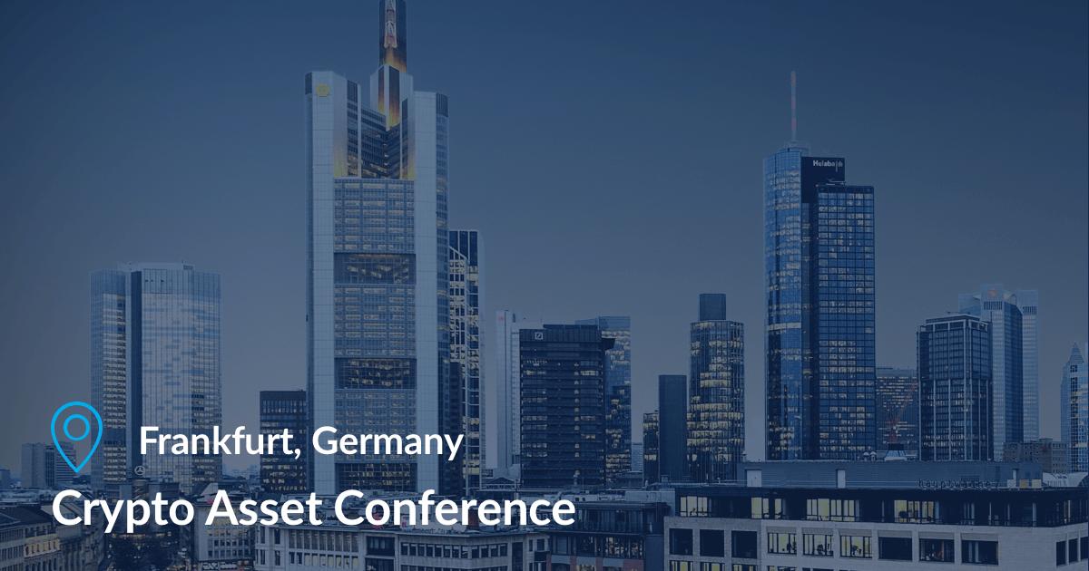 crypto asset conference frankfurt