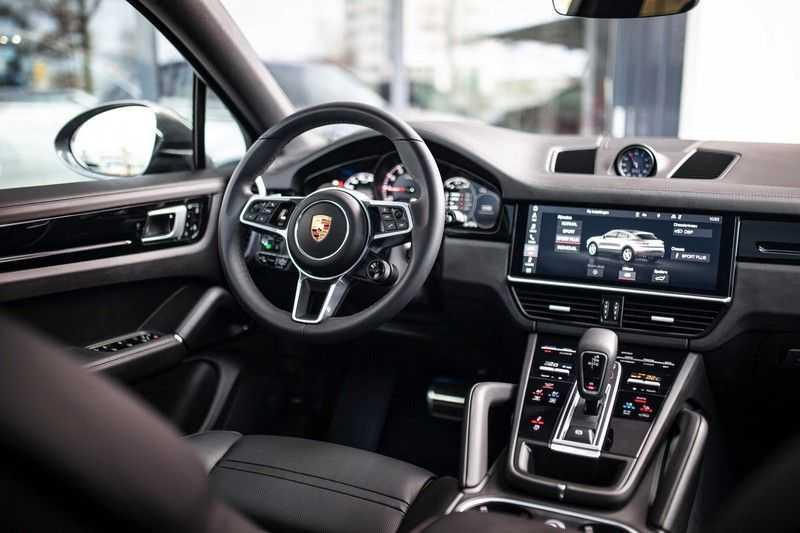 Porsche Cayenne 2.9 S Coupé 12-2020 Sportdesign *BOSE / 4 Wielbesturing / Memory / Sport Chrono / HUD* afbeelding 9