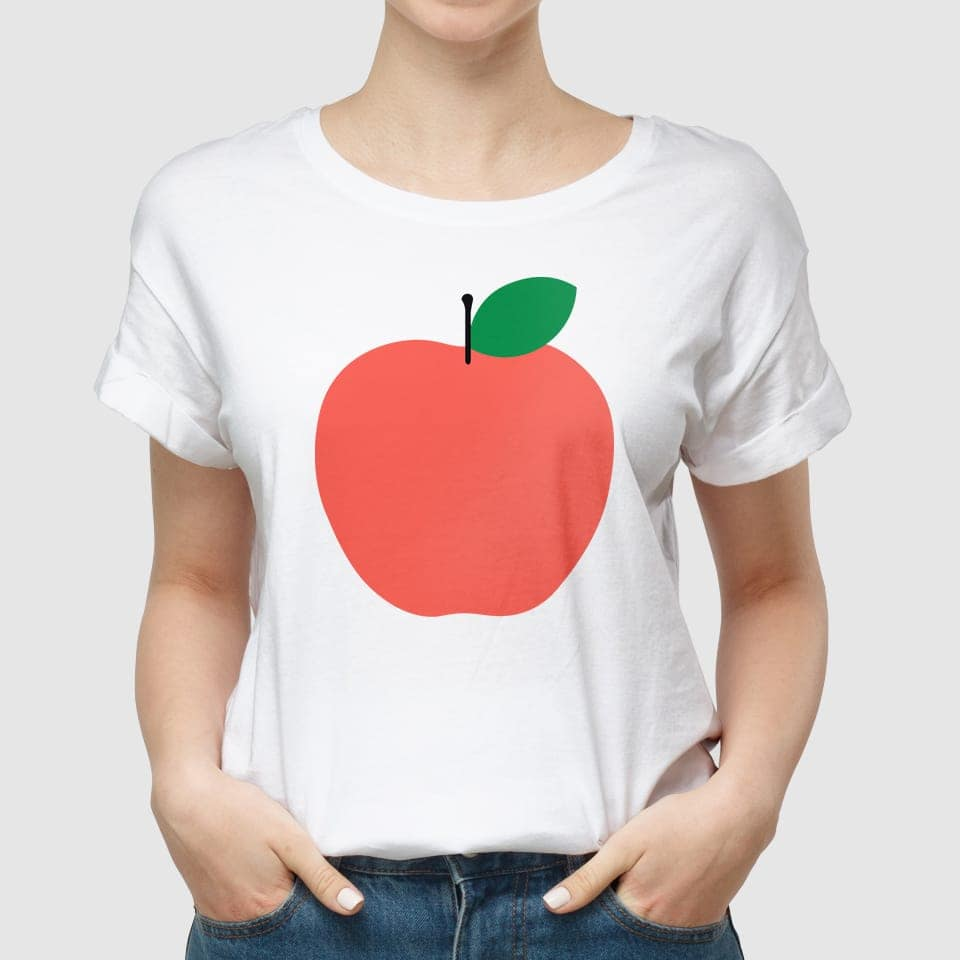 Нанесение принта на футболки