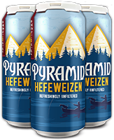 Hefeweizen 4-Pack 16 oz. Cans