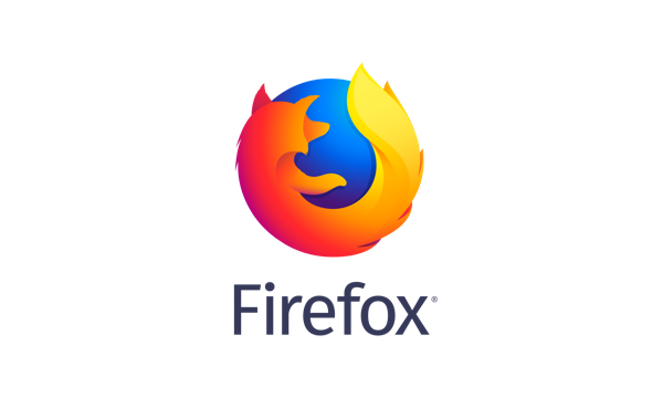 Firefox Alternative Stacked Lockup