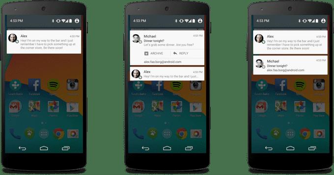 เริ่มต้นใช้งาน Android Notification