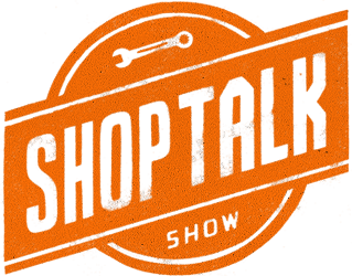 logo of Shop Talk show podcast