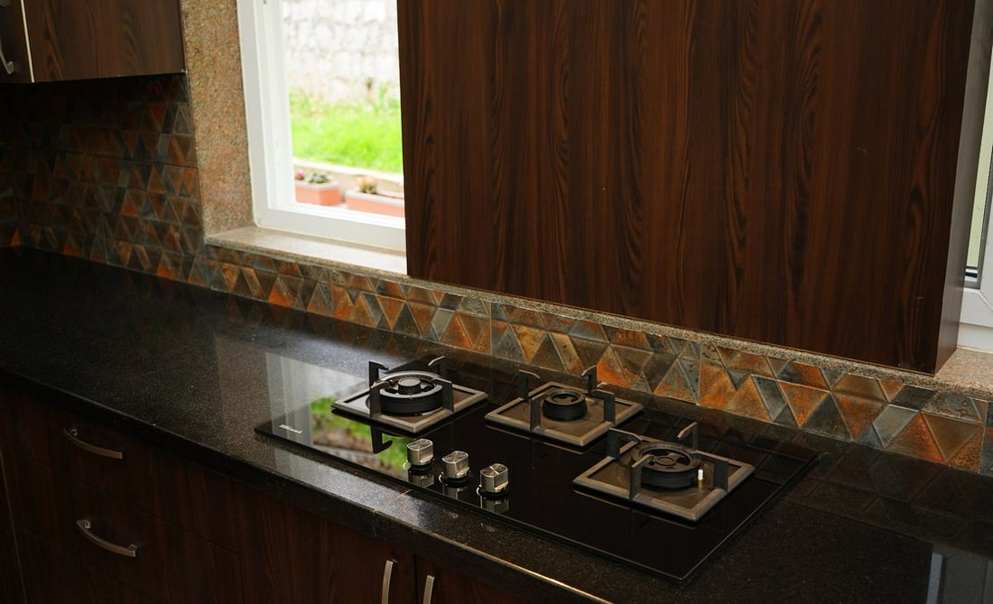 Kitchen stove at Bournville