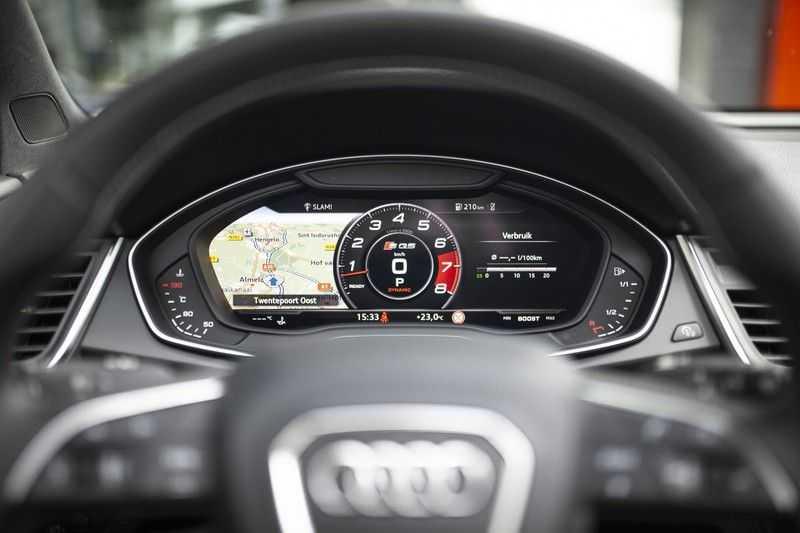 Audi SQ5 3.0 TFSI Quattro *Pano / B&O / Tour pakket / 360 Camera / ACC / Luchtvering* afbeelding 4