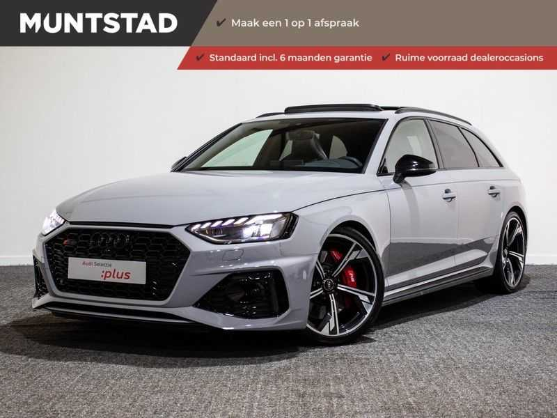 Audi A4 Avant 2.9 TFSI quattro RS4 | Matrix LED | Panoramadak | B&O | Virtual Cockpit |