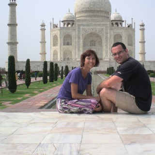 Taj Mahal, Agra, India 2011