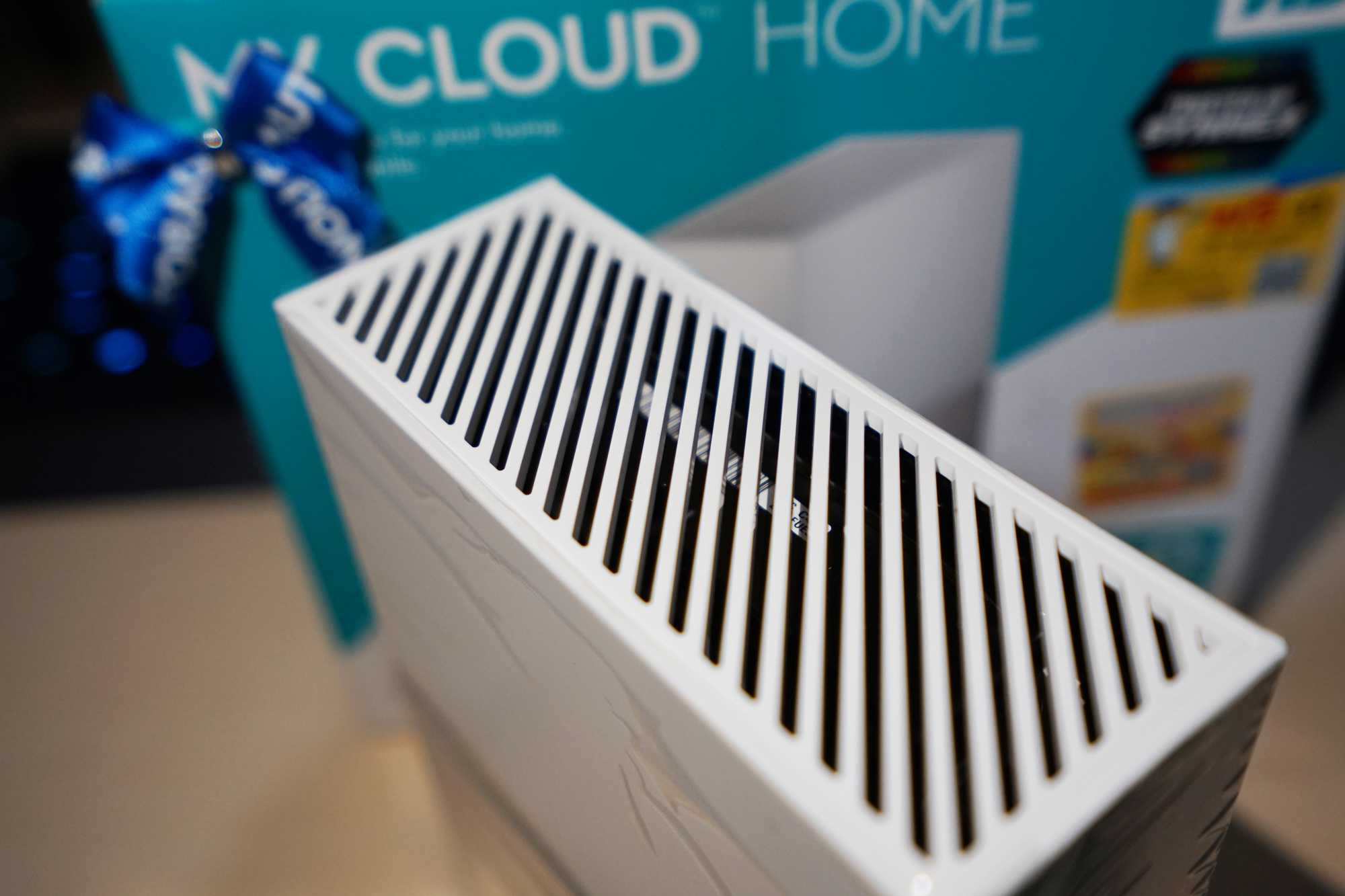 review wd my cloud home 15