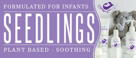 Formulated For Infants Seedlings Plant Based Soothing