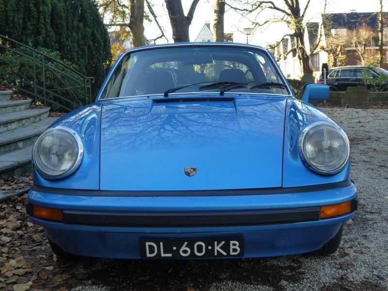 Porsche 911 3.0 SC Targa, Nederlandse auto, history compleet afbeelding 8