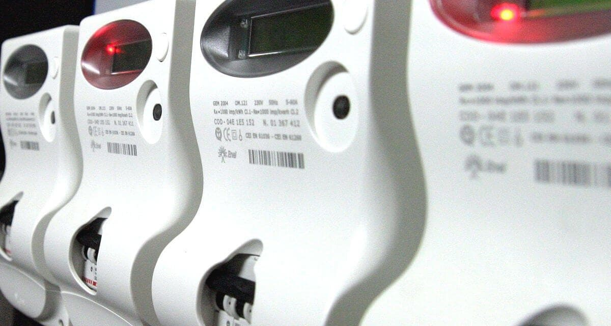 contatori energia elettrica