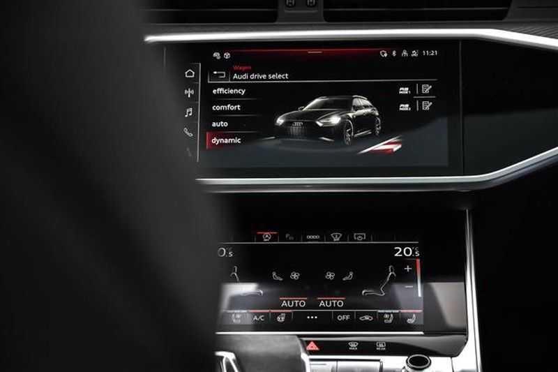 Audi RS6 DYNAMIC PLUS+DESIGNPAKKET+SP.ONDERSTEL NP.238K afbeelding 24