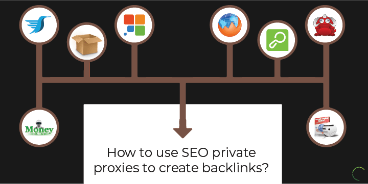 use SEO private proxies