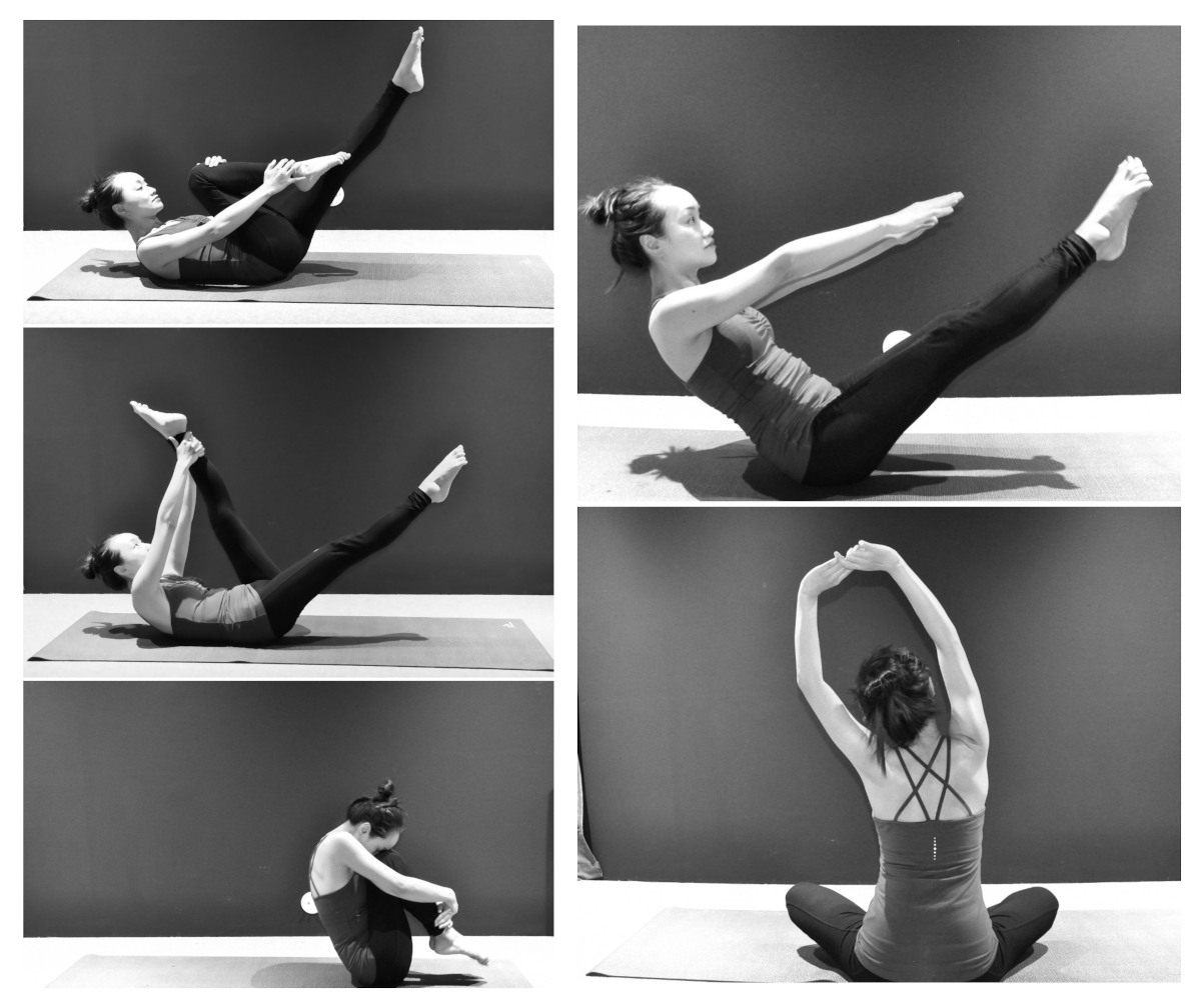 Pilates with Asquith Activewear