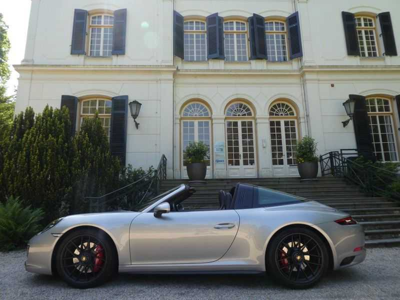 Porsche 911 3.0 Targa 4 GTS afbeelding 4