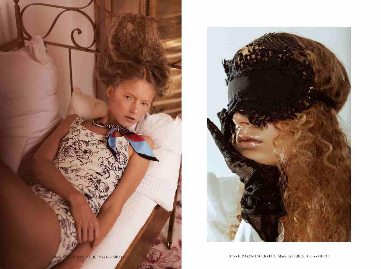 Elisabetta Cavatorta Stylist - Blended By The Light - Roberta Krasnig - Mia Le Journal