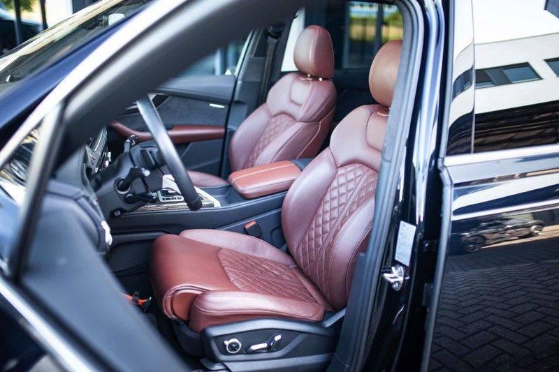 Audi SQ7 4.0 TDI Quattro 7p *4 Wielbesturing / Pano / B&O Advanced / Stad & Tour Pakket* afbeelding 5