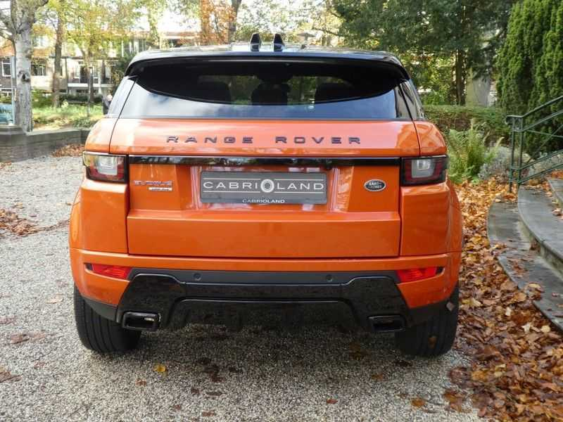 Land Rover Range Rover Evoque 2.0 Si4 HSE Dynamic afbeelding 7