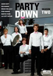 cover Party Down - S2