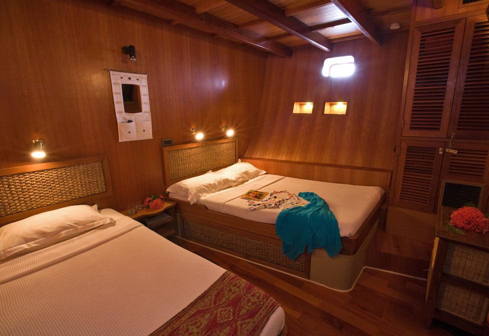 Ocean Divine Luxury Surf Yacht Charter Boat Maldives Suite