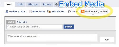 Facebook 2 | Profile Embed Media